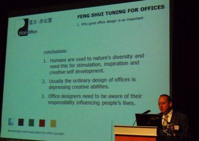 09. Konferencja Feng Shui Hong Kong University