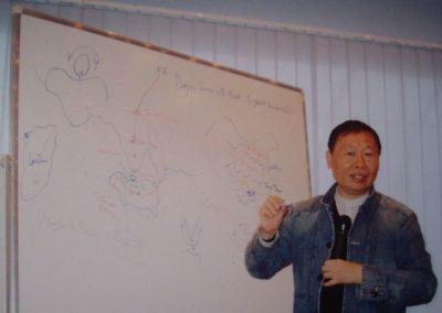12. Raymond Lo potencjał Feng Shui Hong Kongu