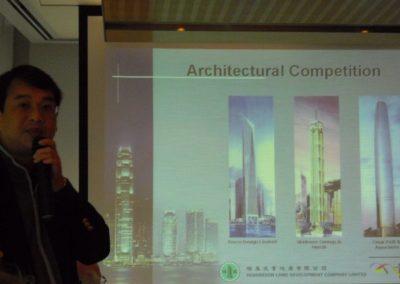 23. Hong Kong, wizyta w jednym z najwyższych budynków na świecie