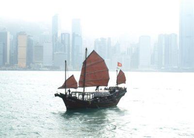 53. Hong Kong, tradycja na tle nowoczesności